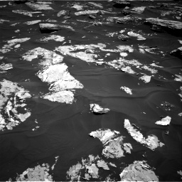 Nasa's Mars rover Curiosity acquired this image using its Right Navigation Camera on Sol 1724, at drive 3302, site number 63