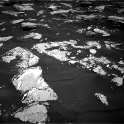 Nasa's Mars rover Curiosity acquired this image using its Right Navigation Camera on Sol 1724, at drive 3314, site number 63