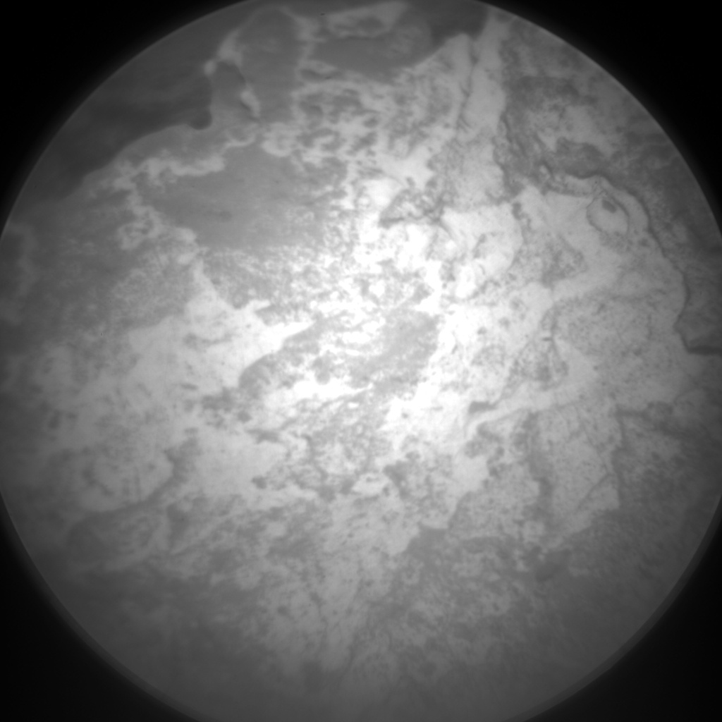 Nasa's Mars rover Curiosity acquired this image using its Chemistry & Camera (ChemCam) on Sol 1725, at drive 3326, site number 63