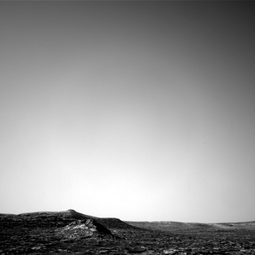 NASA's Mars rover Curiosity acquired this image using its Right Navigation Cameras (Navcams) on Sol 1725