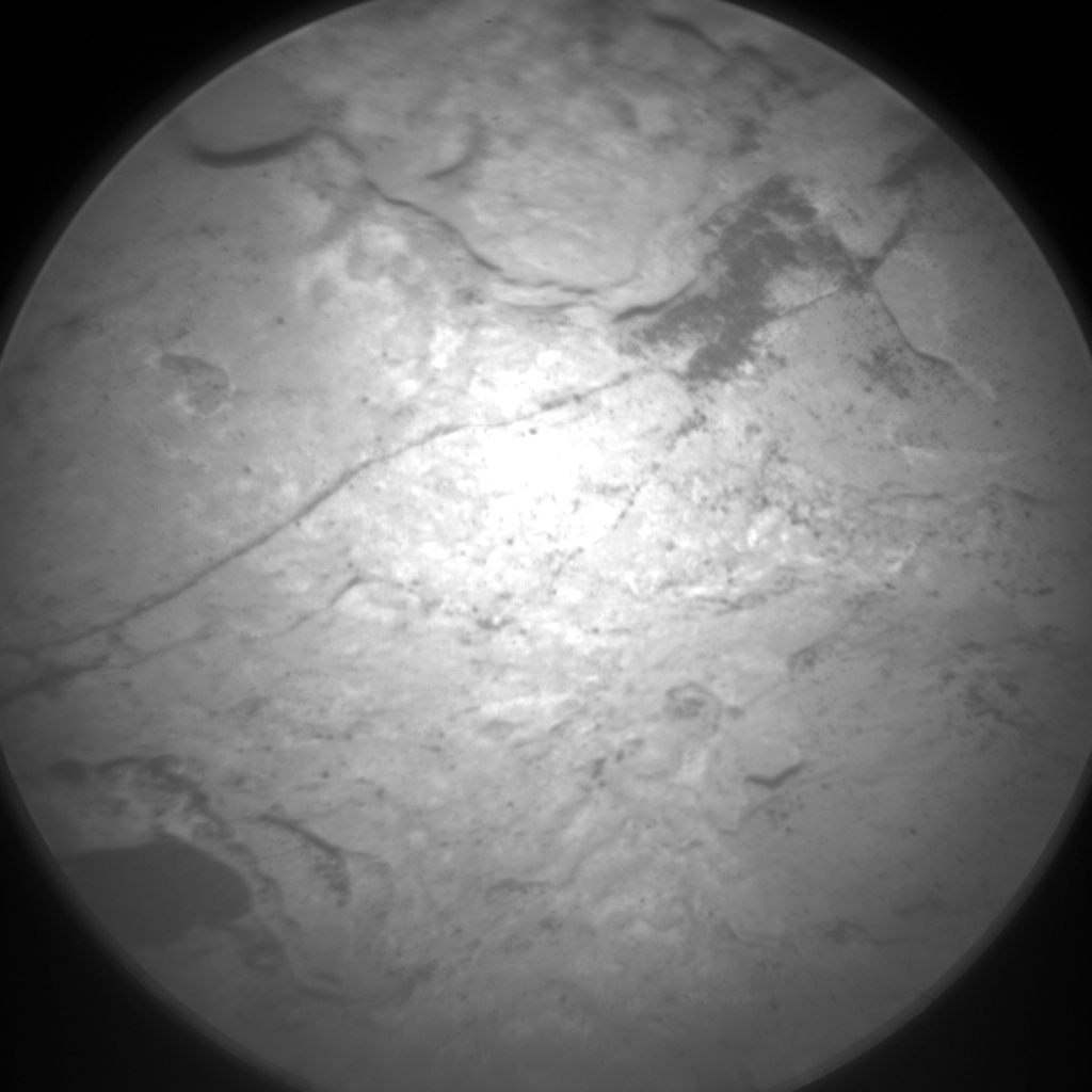 Nasa's Mars rover Curiosity acquired this image using its Chemistry & Camera (ChemCam) on Sol 1726, at drive 3326, site number 63