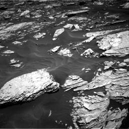 Nasa's Mars rover Curiosity acquired this image using its Right Navigation Camera on Sol 1726, at drive 3404, site number 63