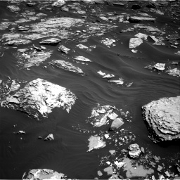 Nasa's Mars rover Curiosity acquired this image using its Right Navigation Camera on Sol 1726, at drive 3422, site number 63