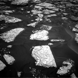 Nasa's Mars rover Curiosity acquired this image using its Left Navigation Camera on Sol 1728, at drive 294, site number 64