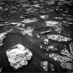 Nasa's Mars rover Curiosity acquired this image using its Right Navigation Camera on Sol 1728, at drive 258, site number 64