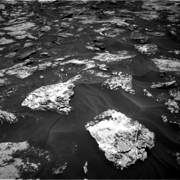 Nasa's Mars rover Curiosity acquired this image using its Right Navigation Camera on Sol 1728, at drive 264, site number 64