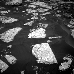Nasa's Mars rover Curiosity acquired this image using its Right Navigation Camera on Sol 1728, at drive 300, site number 64