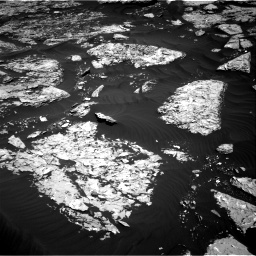 Nasa's Mars rover Curiosity acquired this image using its Right Navigation Camera on Sol 1728, at drive 312, site number 64