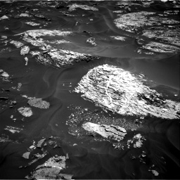 Nasa's Mars rover Curiosity acquired this image using its Right Navigation Camera on Sol 1728, at drive 348, site number 64