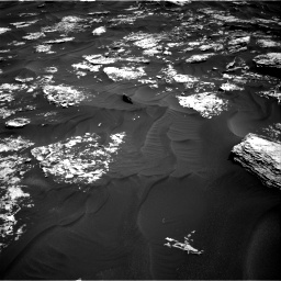 Nasa's Mars rover Curiosity acquired this image using its Right Navigation Camera on Sol 1728, at drive 402, site number 64