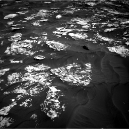 Nasa's Mars rover Curiosity acquired this image using its Right Navigation Camera on Sol 1728, at drive 408, site number 64