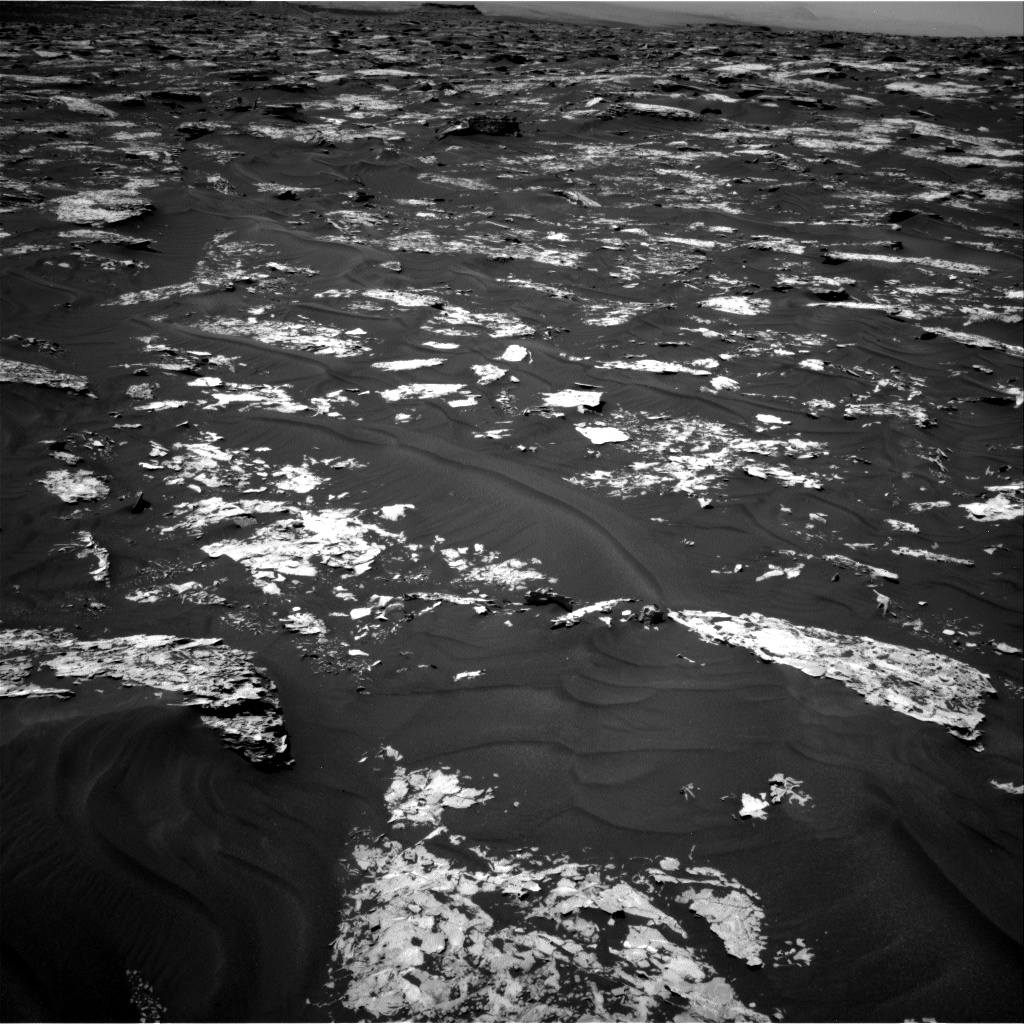 Nasa's Mars rover Curiosity acquired this image using its Right Navigation Camera on Sol 1728, at drive 420, site number 64