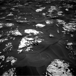 Nasa's Mars rover Curiosity acquired this image using its Right Navigation Camera on Sol 1730, at drive 444, site number 64