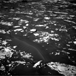 Nasa's Mars rover Curiosity acquired this image using its Right Navigation Camera on Sol 1730, at drive 462, site number 64