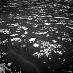 Nasa's Mars rover Curiosity acquired this image using its Right Navigation Camera on Sol 1730, at drive 468, site number 64