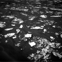 Nasa's Mars rover Curiosity acquired this image using its Right Navigation Camera on Sol 1730, at drive 474, site number 64