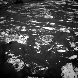 Nasa's Mars rover Curiosity acquired this image using its Right Navigation Camera on Sol 1730, at drive 504, site number 64