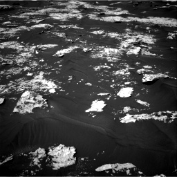 Nasa's Mars rover Curiosity acquired this image using its Right Navigation Camera on Sol 1730, at drive 540, site number 64