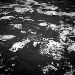 Nasa's Mars rover Curiosity acquired this image using its Right Navigation Camera on Sol 1730, at drive 558, site number 64