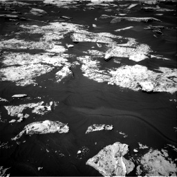 Nasa's Mars rover Curiosity acquired this image using its Right Navigation Camera on Sol 1730, at drive 576, site number 64