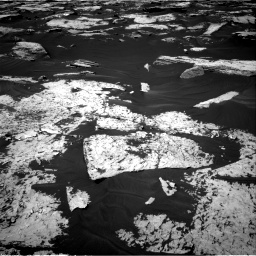 Nasa's Mars rover Curiosity acquired this image using its Right Navigation Camera on Sol 1730, at drive 600, site number 64