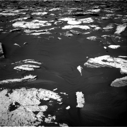 Nasa's Mars rover Curiosity acquired this image using its Right Navigation Camera on Sol 1730, at drive 618, site number 64