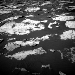 Nasa's Mars rover Curiosity acquired this image using its Right Navigation Camera on Sol 1730, at drive 660, site number 64