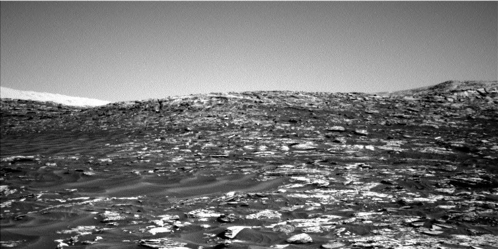Nasa's Mars rover Curiosity acquired this image using its Left Navigation Camera on Sol 1732, at drive 846, site number 64