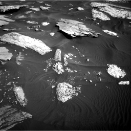 Nasa's Mars rover Curiosity acquired this image using its Right Navigation Camera on Sol 1732, at drive 684, site number 64