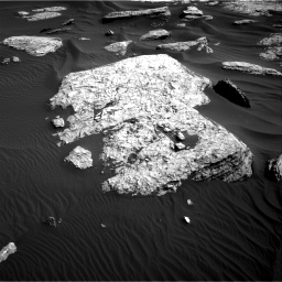Nasa's Mars rover Curiosity acquired this image using its Right Navigation Camera on Sol 1732, at drive 714, site number 64