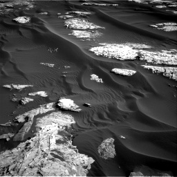 Nasa's Mars rover Curiosity acquired this image using its Right Navigation Camera on Sol 1732, at drive 762, site number 64
