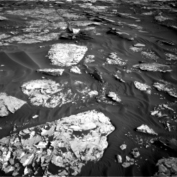 Nasa's Mars rover Curiosity acquired this image using its Right Navigation Camera on Sol 1732, at drive 828, site number 64