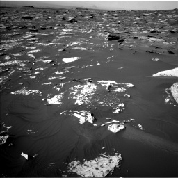 Nasa's Mars rover Curiosity acquired this image using its Left Navigation Camera on Sol 1734, at drive 930, site number 64