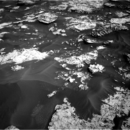 Nasa's Mars rover Curiosity acquired this image using its Right Navigation Camera on Sol 1734, at drive 858, site number 64