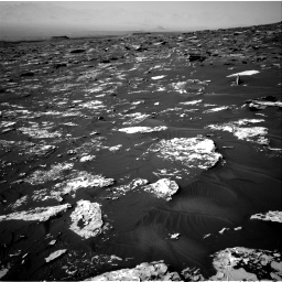 Nasa's Mars rover Curiosity acquired this image using its Right Navigation Camera on Sol 1734, at drive 882, site number 64