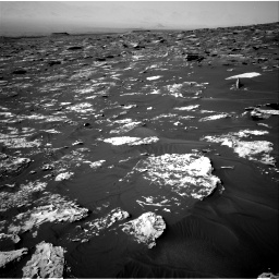 Nasa's Mars rover Curiosity acquired this image using its Right Navigation Camera on Sol 1734, at drive 888, site number 64