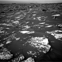 Nasa's Mars rover Curiosity acquired this image using its Right Navigation Camera on Sol 1734, at drive 894, site number 64
