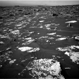 Nasa's Mars rover Curiosity acquired this image using its Right Navigation Camera on Sol 1734, at drive 900, site number 64