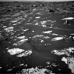 Nasa's Mars rover Curiosity acquired this image using its Right Navigation Camera on Sol 1734, at drive 906, site number 64