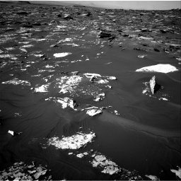 Nasa's Mars rover Curiosity acquired this image using its Right Navigation Camera on Sol 1734, at drive 924, site number 64