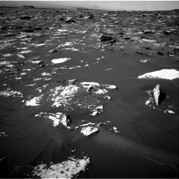 Nasa's Mars rover Curiosity acquired this image using its Right Navigation Camera on Sol 1734, at drive 936, site number 64