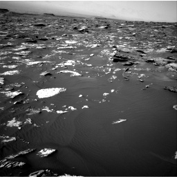 Nasa's Mars rover Curiosity acquired this image using its Right Navigation Camera on Sol 1734, at drive 960, site number 64