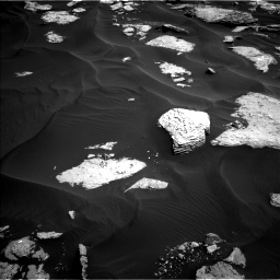 Nasa's Mars rover Curiosity acquired this image using its Left Navigation Camera on Sol 1737, at drive 1056, site number 64