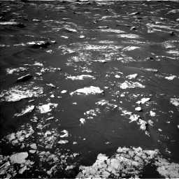 Nasa's Mars rover Curiosity acquired this image using its Left Navigation Camera on Sol 1739, at drive 1236, site number 64