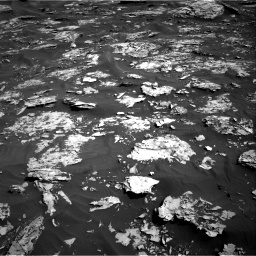 Nasa's Mars rover Curiosity acquired this image using its Right Navigation Camera on Sol 1739, at drive 1200, site number 64