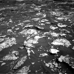 Nasa's Mars rover Curiosity acquired this image using its Right Navigation Camera on Sol 1739, at drive 1212, site number 64