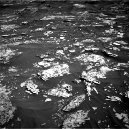 Nasa's Mars rover Curiosity acquired this image using its Right Navigation Camera on Sol 1739, at drive 1218, site number 64