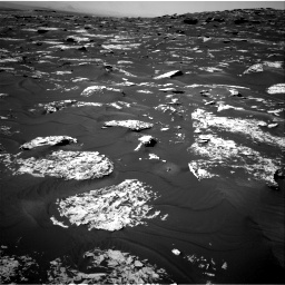 Nasa's Mars rover Curiosity acquired this image using its Right Navigation Camera on Sol 1739, at drive 1278, site number 64