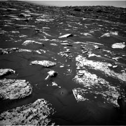 Nasa's Mars rover Curiosity acquired this image using its Right Navigation Camera on Sol 1739, at drive 1284, site number 64