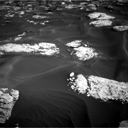 Nasa's Mars rover Curiosity acquired this image using its Right Navigation Camera on Sol 1739, at drive 1368, site number 64